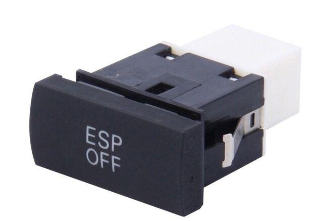 Original Audi A6 Esp Estabilidad Interruptor de Control 4F09271345PR OEM