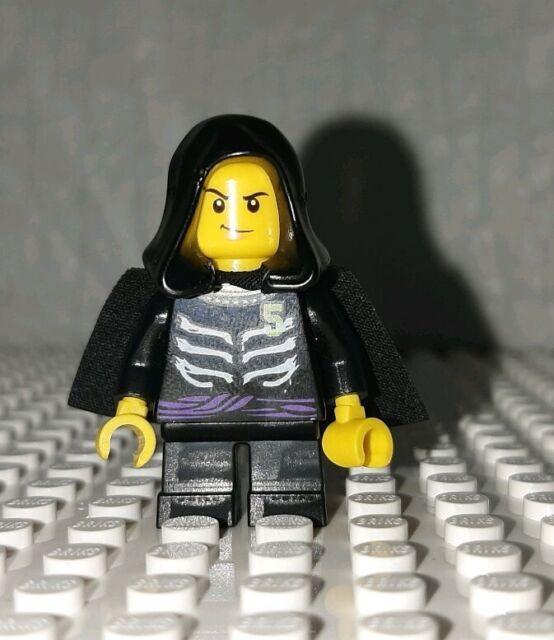 Lego LLOYD GARMADON Ninjago Minifigure 9443 9457 9552