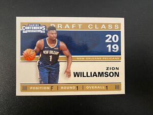 zion williamson rc Draft Class