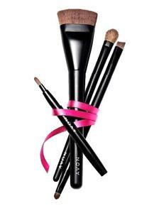 Avon-Maquillaje-Cepillos-seleccion-Sacapuntas-Cosmeticos-Brochas-Nueva-Sellada