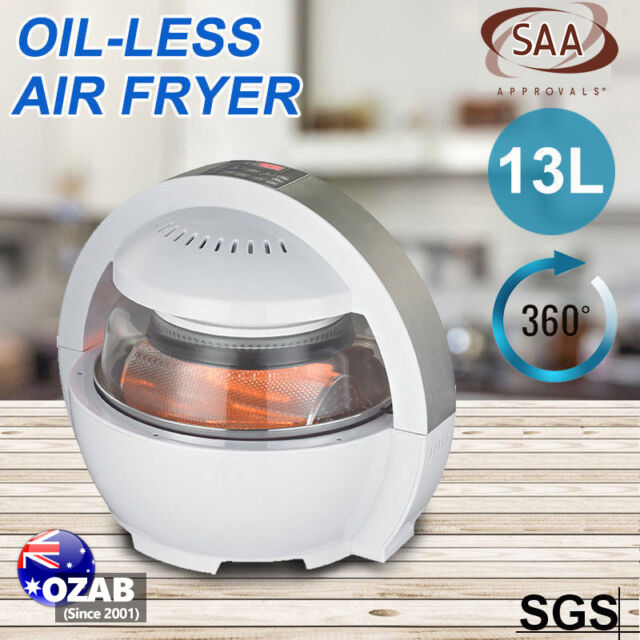 13L Air Fryer Digital Multifunctional Oil Free Healthy Cooker Low Fat LCD 1300W