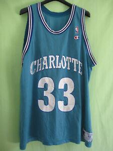 Maillot-Basket-charlotte-Hornet-Mourning-33-Champion-Jersey-Vintage-Shirt-48