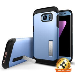 size 40 a8a63 67dea Spigen® For Samsung Galaxy S7 edge [Tough Armor] Shockproof Cover ...