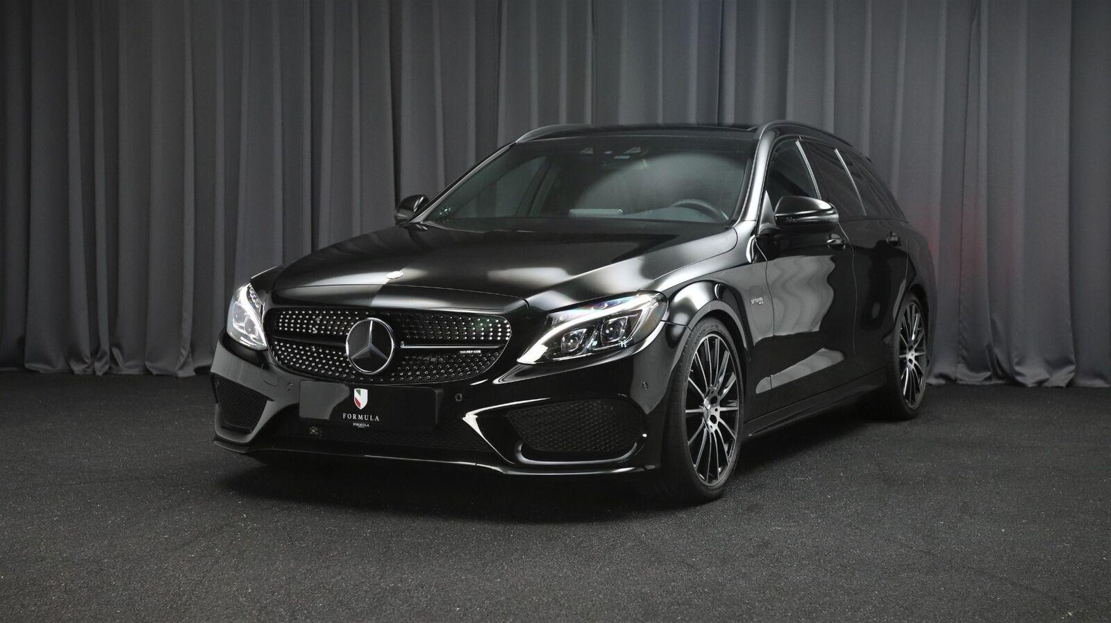 Mercedes C43 3,0 AMG stc. aut. 4-M 5d - 5.050 kr.
