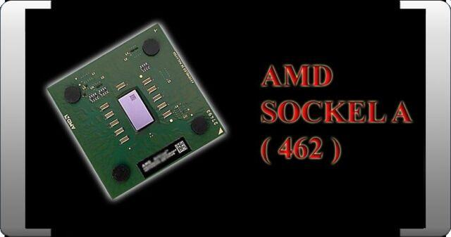 AMD SEMPRON 3000+ 2000 MHz FSB 333 SDA3000DUT4D 2,00 GHZ SOCKEL A 462 PIN 512 L2