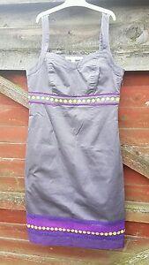 Stunning-BODEN-Slate-Grey-Lime-Purple-Strappy-Sundress-Size-8P