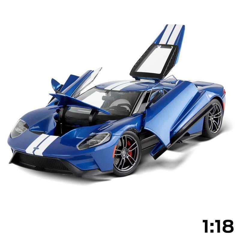 Genuine Ford Gt Maisto Exclusivo Modelo Diecast Car 1 18 escala 35021492