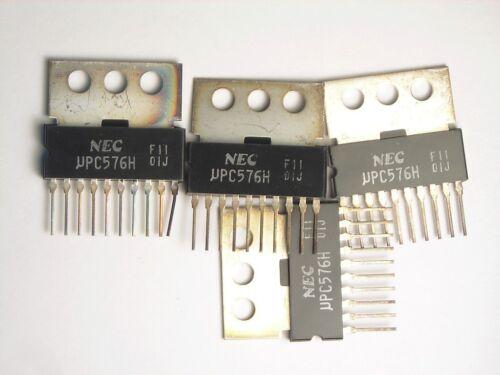 """uPC576H /""""Original/"""" NEC Integrated Circuit 4 pcs"""