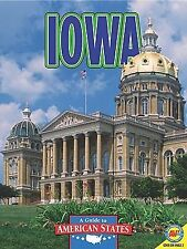 Iowa (A Guide to American States)-ExLibrary