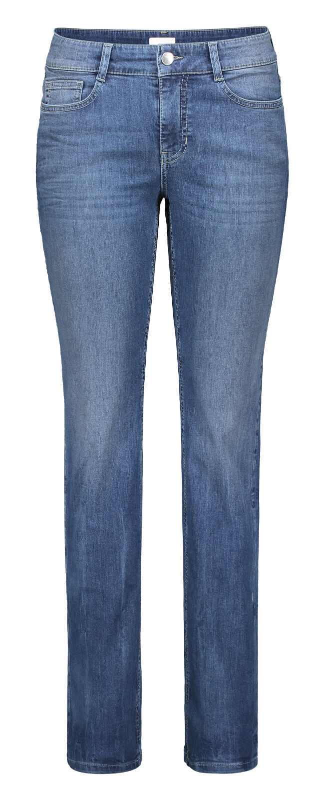 MAC Damen Jeans Angela 5240 NEU authentic mid Blau D640