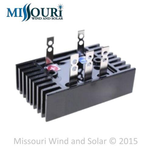 7 Blade Freedom 3 Sealed Wind Turbine for Land or SeaMissouri Wind and Solar