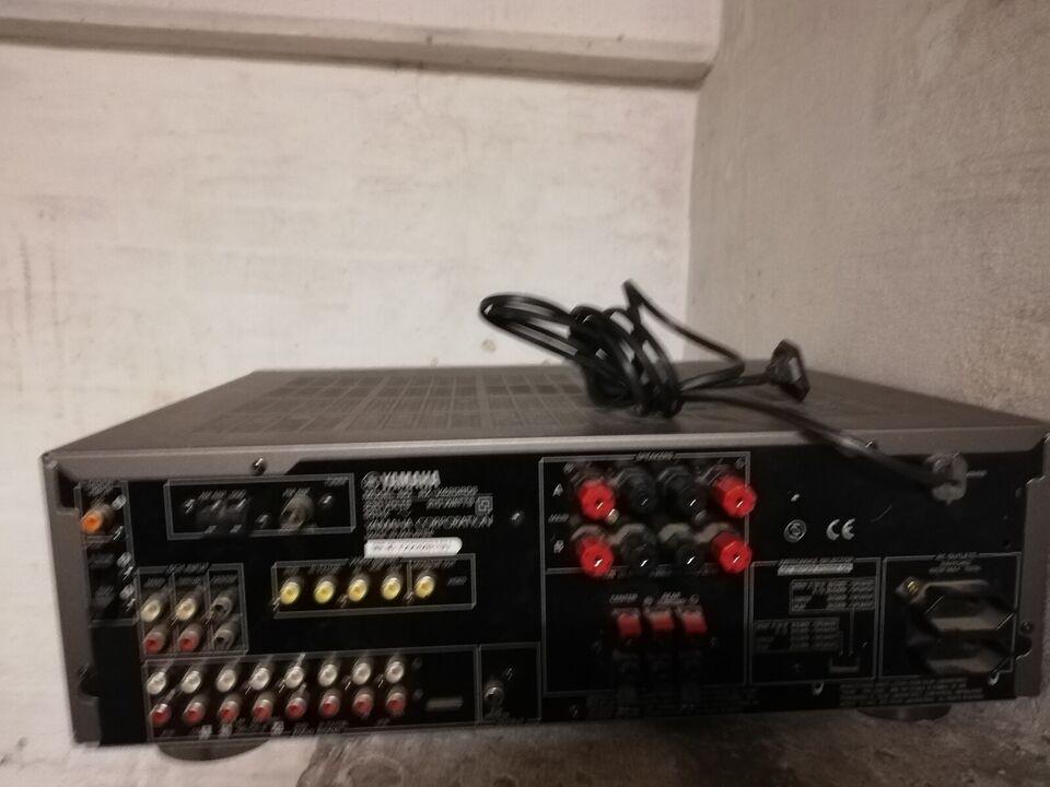 Forstærker, YAMAHA Rx-v42ords, 210 watt