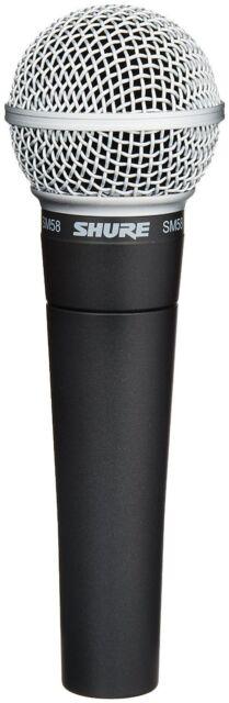 SHURE SM58-LCE microfono gelato dinamico cardioide PROFESSIONALE voice karaoke