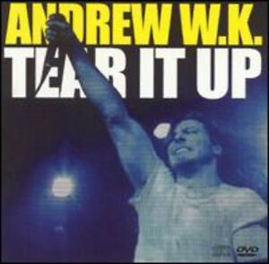 Andrew-W-K-Tear-It-Up-New-CD-Single