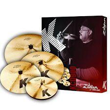Zildjian *GRATISVERSAND* K Custom Dark Cymbal Set Pack FREE 18 Crash! KCD900