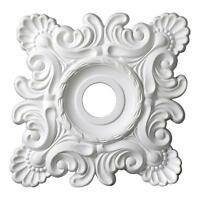 Iww-537 - 18 Decorative Architectural Ceiling Medallion