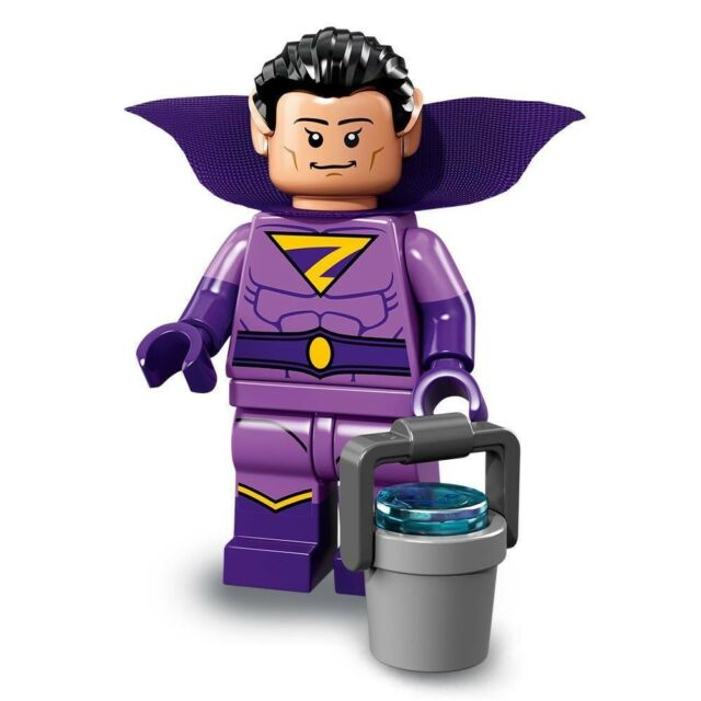 LEGO Minifigures - SERIES 2 Batman Movie - #14 WONDER TWIN ZAN - 71020
