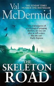 The-Skeleton-Road-McDermid-Val-Very-Good-Book