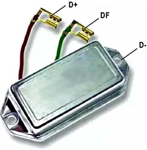 Lichtmaschinenregler Regler für Lichtmaschine BOSCH 14V 65A 9190457006 WAPSA