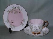 Royal Albert Braemar Trio Tea Cup Saucer & Side Plate