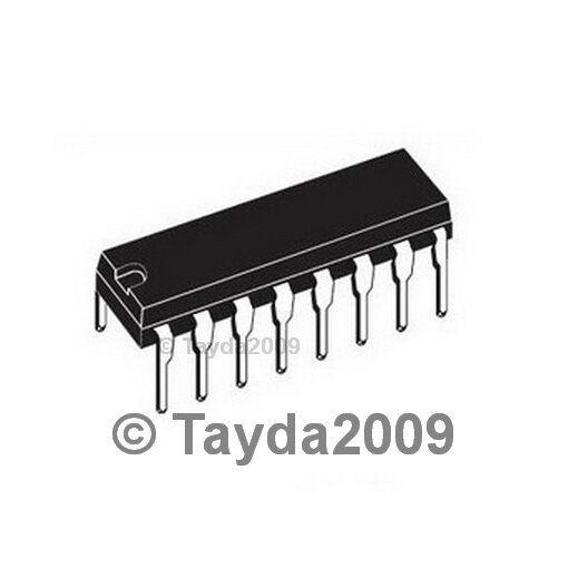10 x CD4049UBE CD4049 4049 IC Hex Buffer/Converters