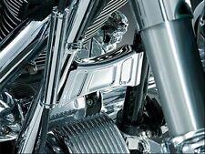 Kuryakyn 7774 Chrome Downtube Crossbrace Cover Harley Dresser 1999-2013 FLH FLT