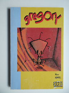 """Gregory """"Das Ding von Draußen"""" – Seltener Bestseller Comic von Marc Hempel - Preetz, Deutschland - Gregory """"Das Ding von Draußen"""" – Seltener Bestseller Comic von Marc Hempel - Preetz, Deutschland"""