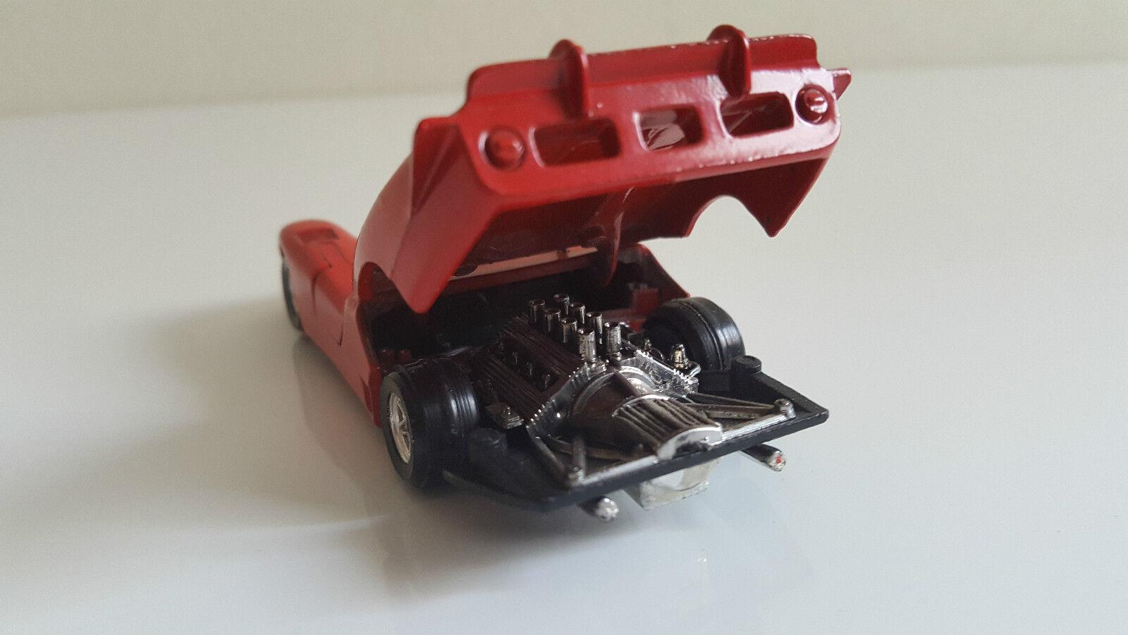 Politoys - M 24 - Alfa Romeo Romeo Romeo 33 Le Mans (1 43) 2154bb