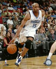 VINCE CARTER 8x10 Awesome NBA Action Photo ORLANDO MAGIC #15 Vinsanity UNC Great