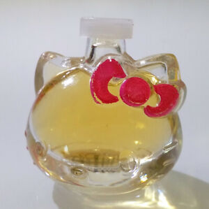 RARE-Mini-Eau-de-Toilette-HELLO-KITTY-PARIS-Pink-Tie-Parfum-Perfume-5ml