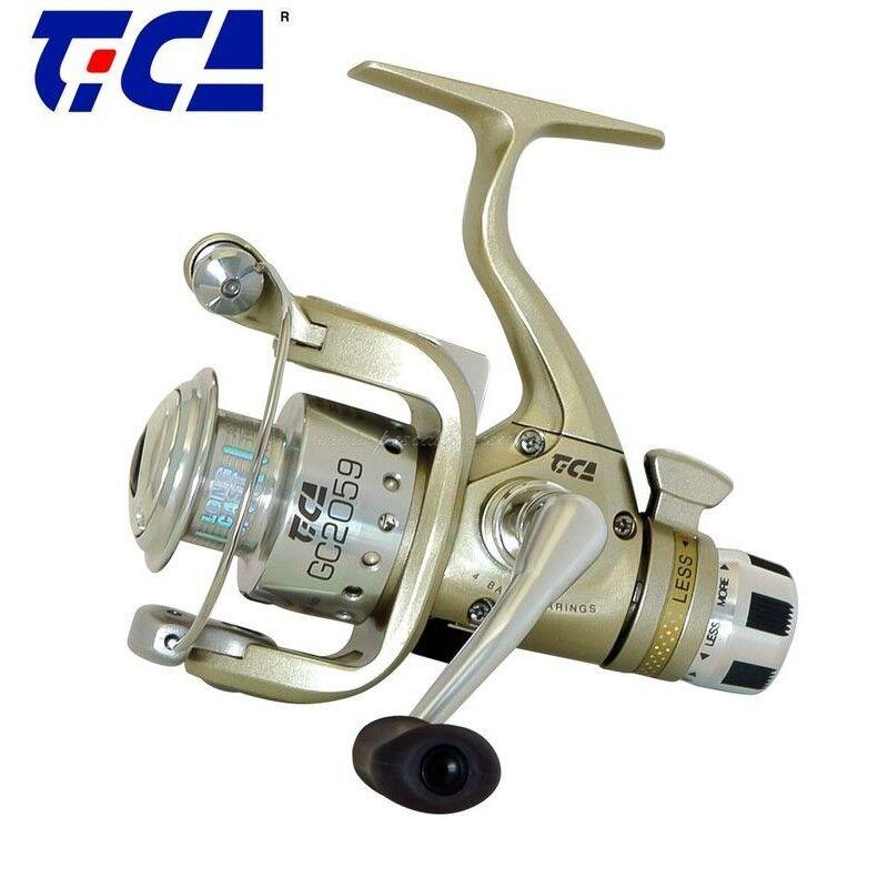 Tica Mulinello da Pesca Condor Frizione Posteriore& 8203; FDT