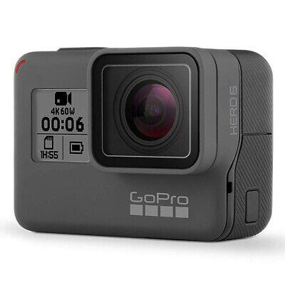 GoPro HERO6 Black Caméra d'action numérique HD 4K - reconditionnés certifiés
