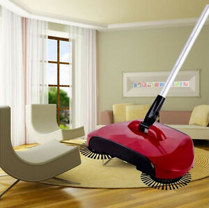 360 Rotary Home Use Magic Manual Telescopic Floor Dust Sweeper Mop Bucket Set