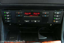 BMW E39 MAX CLIMATE CONTROL UNIT 2001 2002 2003 525 530 540 M5 DIGITAL AC HEATER
