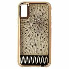 Case-Mate Luminescent Case Rose Gold Light up Crystal Cover for iPhone X 10