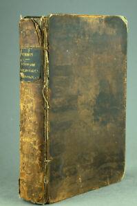 Details Sur Dictionnaire Francais Italien Et Italien Francais Cormon 1850 Livre Ancien Book