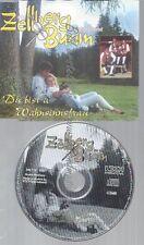 CD--ZELLBERG BUAM,DIE--DU BIST A WAHNSINNSFRAU