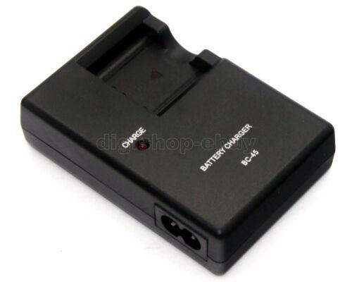 Cargador de Batería para Ordro DC-900 DC900 DC-T400 Pamiel L100 L200 Nuevo