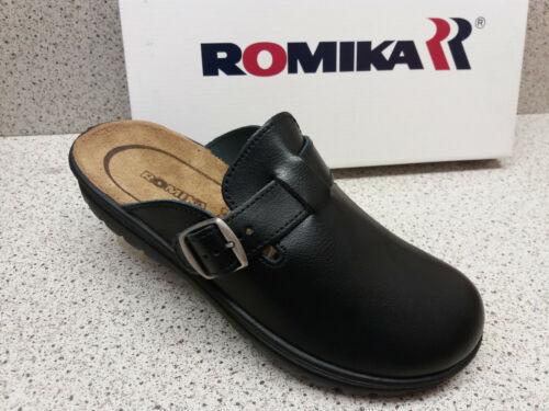 545 Romika reduziert Leder schwarz Village 303