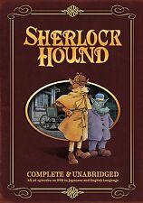Sherlock Hound: The Complete Series Hayao Miyazaki Box / Set DVD New