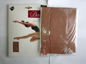 LADIES-FULL-FOOT-DANCE-TIGHTS-TOAST-MEDIUM-BY-SILKY-NEW-DANCE-FOOTED