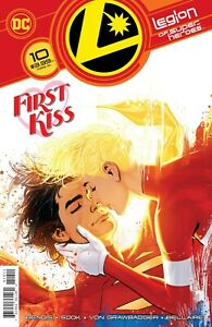 Legion-of-Super-Heroes-Vol-8-10-NM-1st-Print-DC-Comics