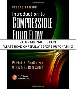 Introduction to compressible fluid flow 2nd edition by oosthuizen image is loading introduction to compressible fluid flow 2nd edition by fandeluxe Image collections