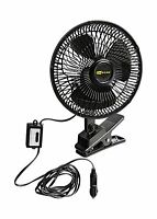 Hopkins Sp570804 Go Gear 12 Volt Oscillating Fan Free Shipping