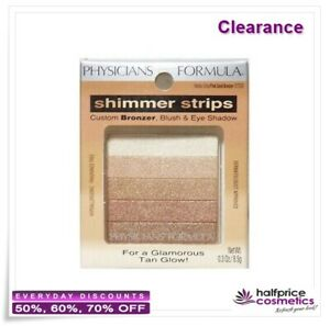 Physicians-Formula-Blush-Bronzer-Eye-Shadow-Shimmer-Strips-2720-Pink-Sand
