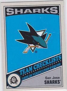 19-20-OPC-SAN-JOSE-SHARKS-TEAM-CHECKLIST-RETRO-CARD-574