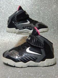 premium selection ab79e f3b53 Image is loading Nike-Shoes-2013-Kids-Lebron-12-XII-Miami-