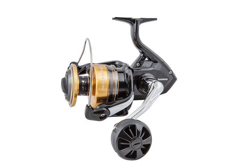 NEW Shimano SOC6000SW Socorro 6000 SW BW 4BB+1RB Spin Reel FD 4BB+1RB BW 4.6:1 0f1880