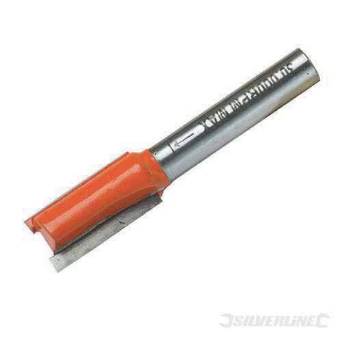 """Fraise droite métrique 1//2/"""" Queue 1//2 pouce 12.7 mm Pour défonceuse"""