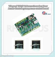 Wiegand Tcp/ip 2-doors+2-readers Door Access Control System